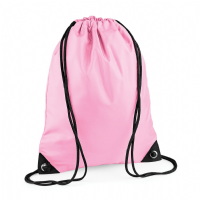 CHOOSE DESIGN - CLASSIC PINK GYMSAC